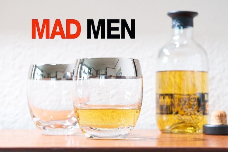 original mad men whiskey gl ser 2er set bliss modern antiques. Black Bedroom Furniture Sets. Home Design Ideas