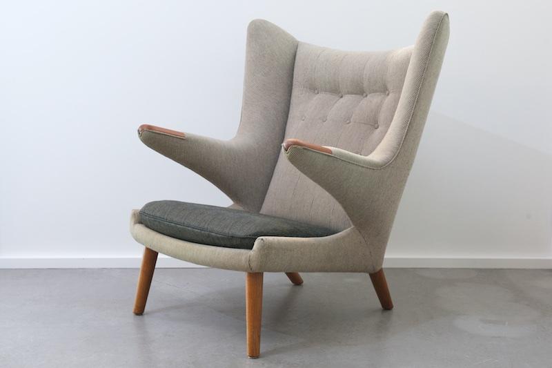 Papa Bear Chair By Hans J Wegner 1951 Inkl Freie