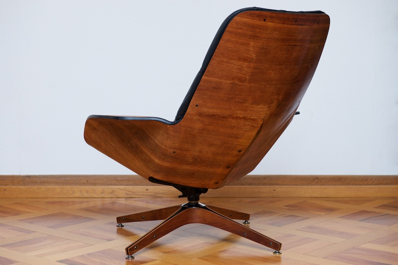 Original mr chair by george mulhauser 1955 bliss for Eames chair kopie