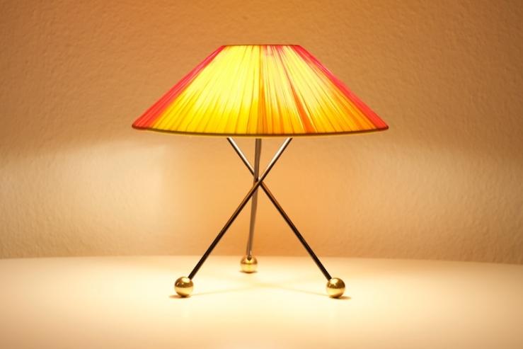 kleine tischlampe ombrella 1954 bliss modern antiques. Black Bedroom Furniture Sets. Home Design Ideas