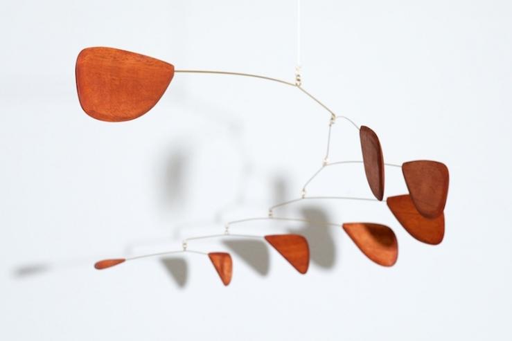 Kinetisches Mobile bliss studio bliss modern antiques