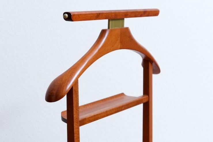 stummer diener herrendiener parisi brevettato made in italy 1950er bliss modern antiques. Black Bedroom Furniture Sets. Home Design Ideas