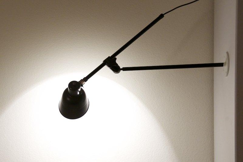 Teleskop wand deckenlampe variatel u bliss modern antiques