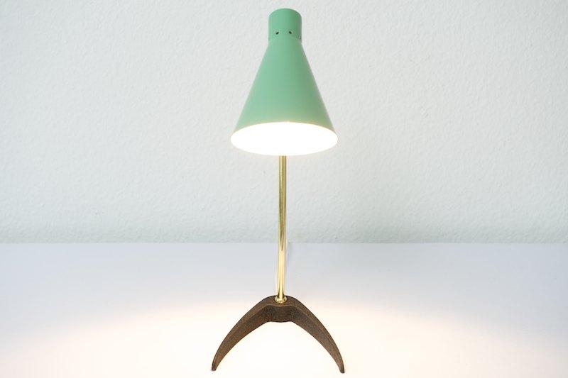 tisch wandlampe piccolo mintgr n bliss modern antiques. Black Bedroom Furniture Sets. Home Design Ideas