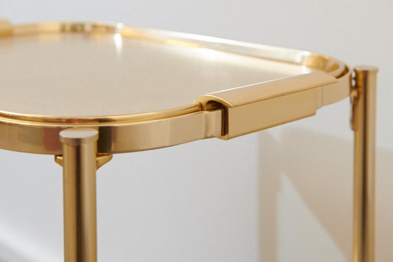 servierwagen barwagen kaymet gold mini 1959 bliss. Black Bedroom Furniture Sets. Home Design Ideas